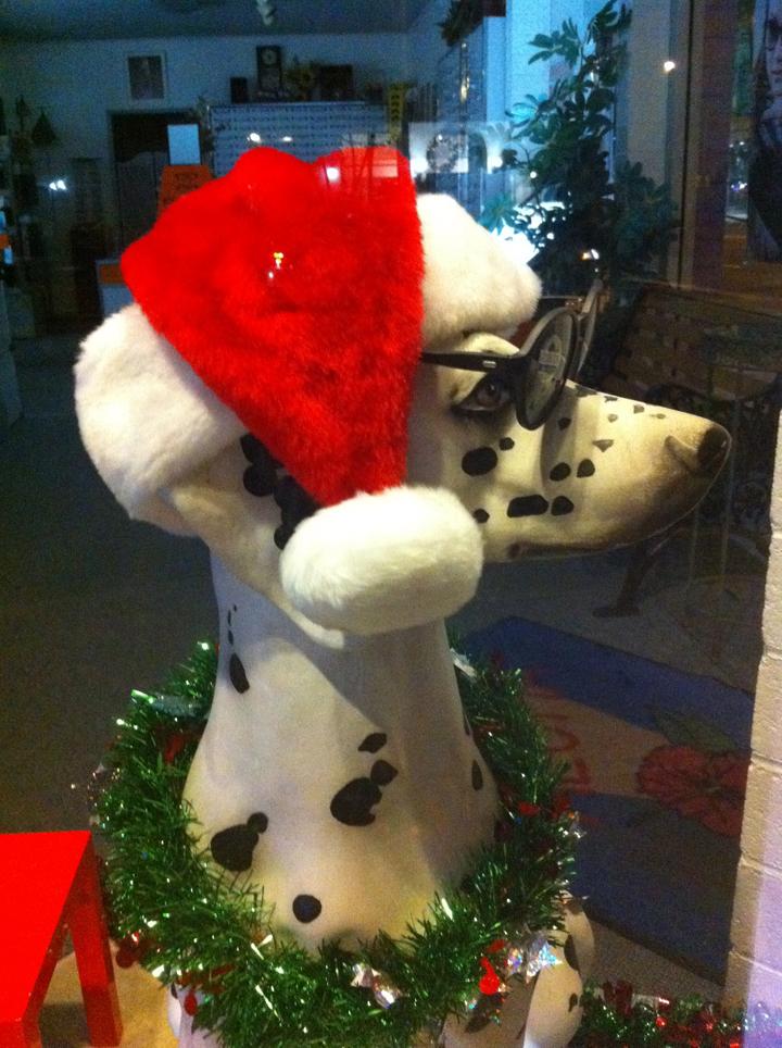 christmas-dalmation