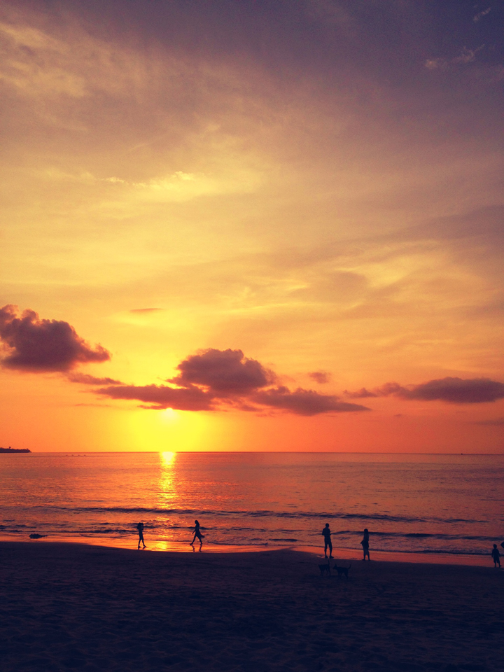sunset-one