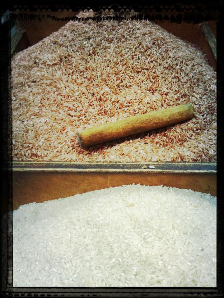 Jakarta Nasi merah