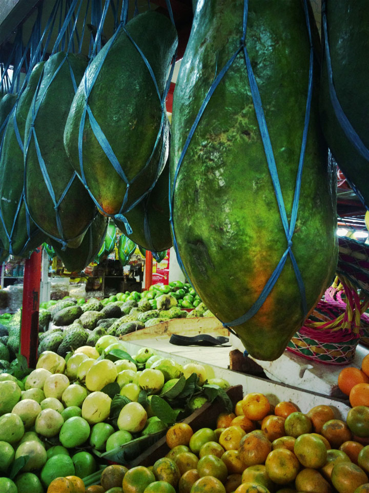Jakarta Pasar tebet Papaya