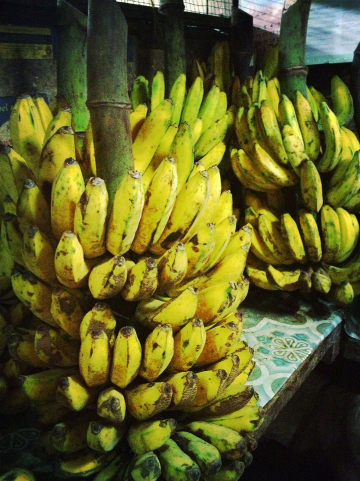 Jakarta pisang-bunches