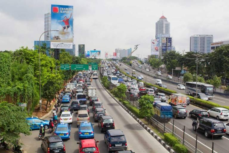 traffic-jakarta