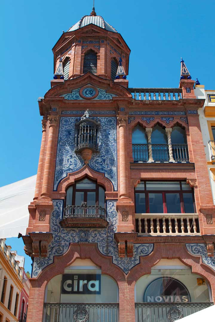seville-spain-blue-building