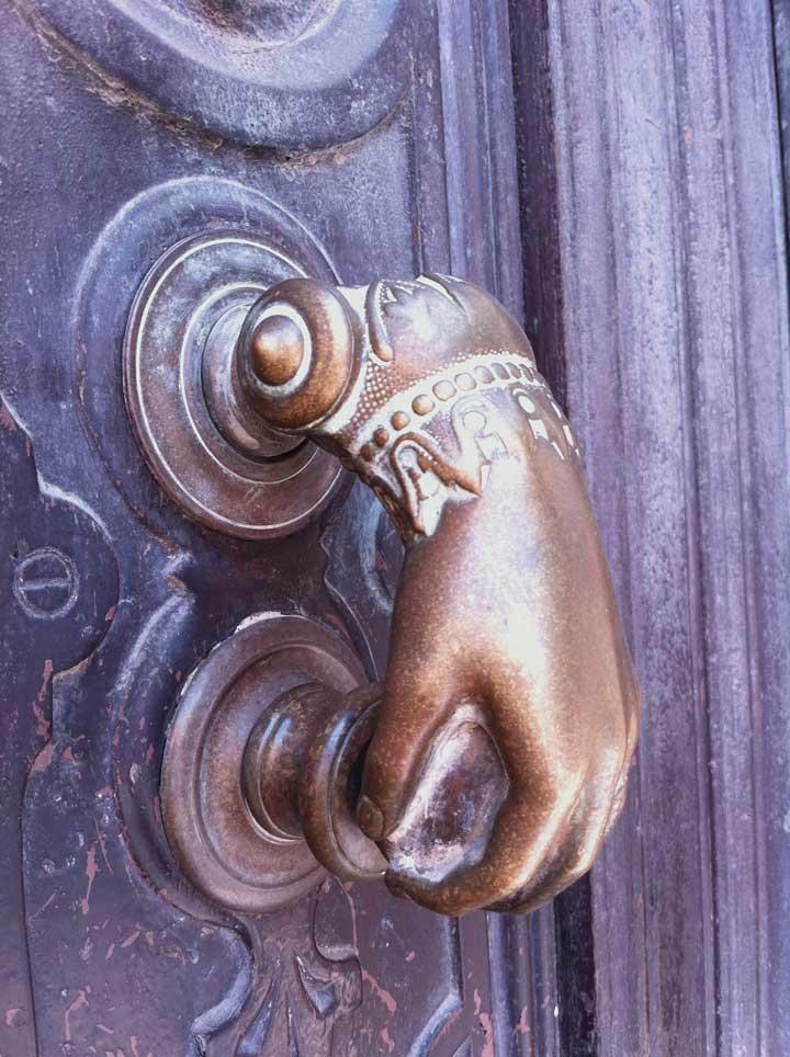 door-handle-malaga-spain