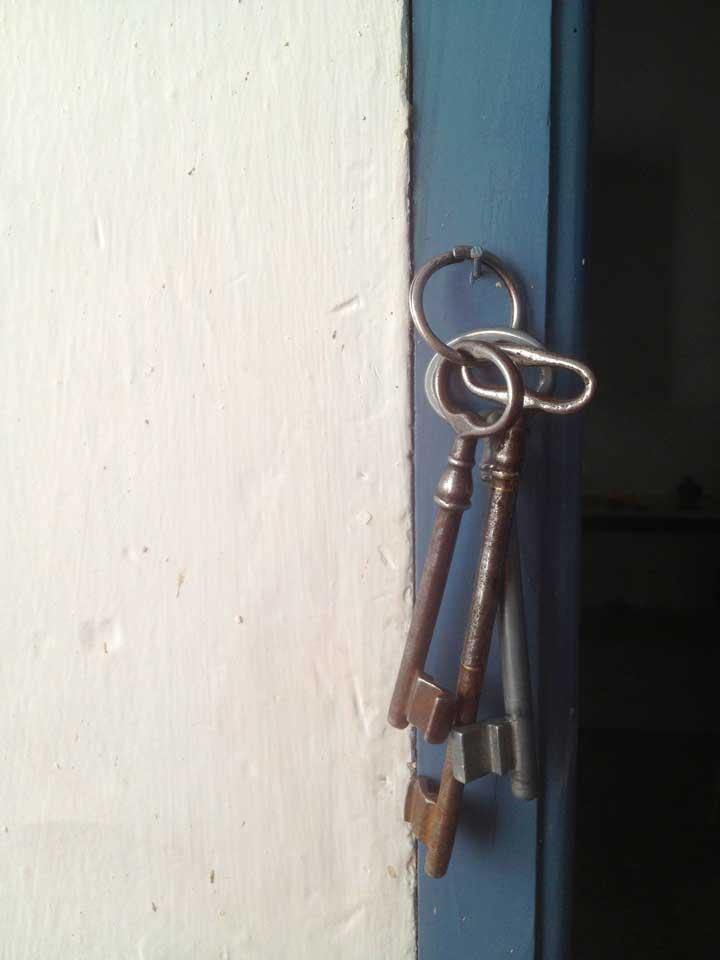 house-keys-spain
