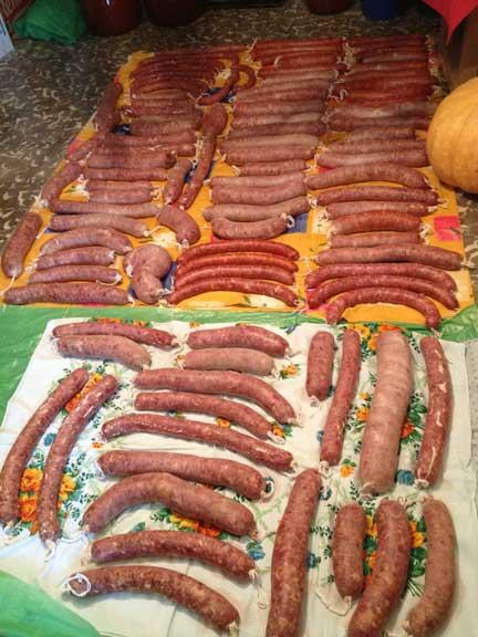 sausages-sausages