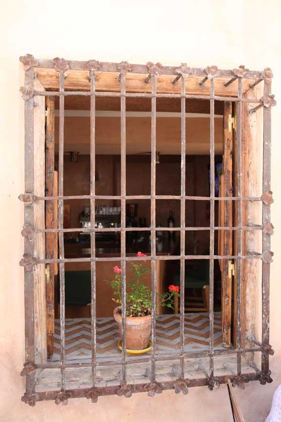 Window sill in Granada